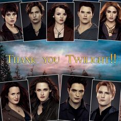 Thank you Twilight! #Forever They should have put Jacob instead of Maggie