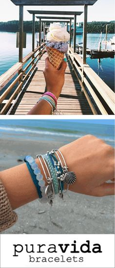 Discover bracelet styles and collections hand-made by artisans in Costa Rica. Join the Pura Vida movement! Free shipping on all U.S. orders.