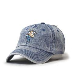 Nickelodeon Rocko's Modern Life Adjustable Dad Baseball Hat