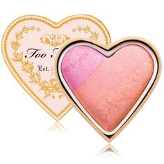 Shop Women's Too Faced Pink size OS Blush at a discounted price at Poshmark. Description: Too Faced Sweethearts Perfect Flush Blush in Candy Glow. Only swatched once or twice. Cheek Makeup, Blush Makeup, Love Makeup, Skin Makeup, Makeup Ideas, Makeup Tips, Kylie Makeup, Makeup Stuff, Perfect Makeup