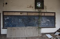 Bird Creek School | Abandoned Oklahoma