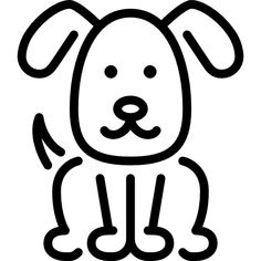MyPamperedPup is a total passionate project that offers the best dog paw balm, dog nose balm and natural dog shampoo to improve dog health and wellbeing. Cute Food Drawings, Mini Drawings, Icon Png, Dog Icon, Dog Nose, Simple Icon, Happy Design, Icon Collection, Instagram Highlight Icons