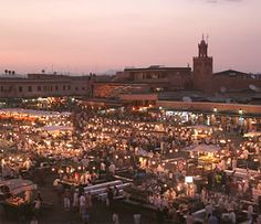 Marrakech, Morocco! A truly cultural experience!