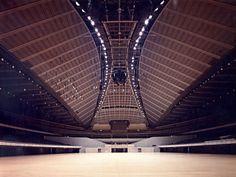 Maki and Associates   Tokyo Metropolitan Gymnasium