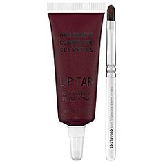 Obsessive Compulsive Cosmetics - Moderncraft Lip Tar Collection in Black Metal Dahlia  #sephora