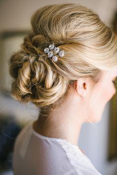 Josh Elliott Photography | Sugar Branch Events #weddinghair #updo #bridalhair