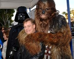 Mark Hamill at event of Star Wars: Episode III - Revenge of the Sith