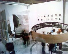 1996_Diorama Circular Enric Miralles y Benedetta Tagliabue Domi Mora (fotografías)