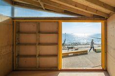 New Beach Huts / Pedder & Scampton