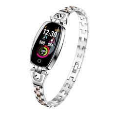 LEMFO Smart Watch Women 2018 Waterproof Heart Rate Monitoring Bluetooth For Android IOS Fitness Bracelet Smartwatch Smart Fitness Tracker, Fitness Tracker Bracelet, Sport Chic, Smart Bracelet, Bracelet Watch, Bracelet Intelligent, Apple Iphone 6, Fitness Armband, Fitness Wristband