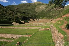 Tipon, one of the best places to visit in Cuzco, Perú
