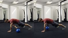 If you're not using kettlebells in your abs training, you're missing a trick