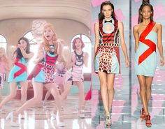 """This Is (Almost) Every Outfit Featured in Girls' Generation's """"Lion Heart"""" MV"""