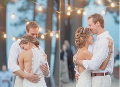Obsessed with this dress. Stone Cold Fox.   Wedding Blog Lake Tahoe Wedding by Elisabeth Millay