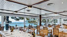 Platja Mar Restaurant, Hotel Formentor, Formentor interior