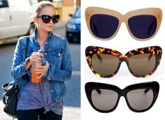 House of Harlow's Chelsea Sunglasses - Coco's Tea Party