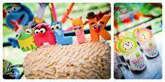 Birthday Muppets
