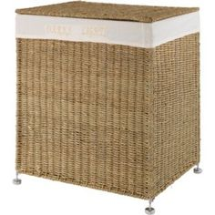 Laundry Bag Target Threshold™ Wire Laundry Sorter With Liner~ From Target New Hampers