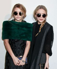 Olsen Twins Trends - Mary Kate And Ashley Style