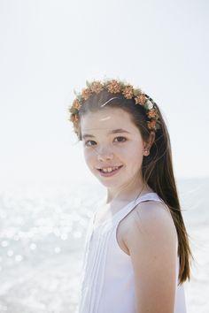 sesión de fotos en la playa con niña | Carlota y Patata © todos los derechos reservados / © all rights reserved