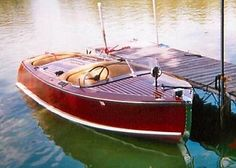 Century Boat Runabout