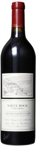 2008 White Rock Vineyards 'Claret' Bordeaux Cabernet Blend, Napa Valley 750 mL