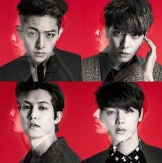 CNBLUE's 'Truth' ranks #1 on the HMV pre-order chart | allkpop