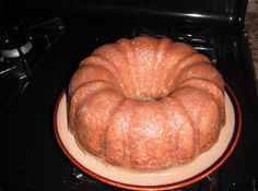 Looks so good. Butter. Moist. Glaze. You had me with cake.