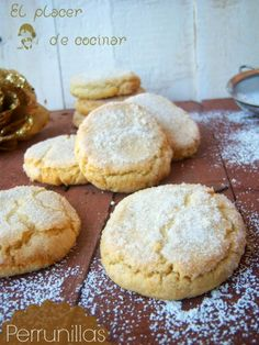 Cooking With Cast Iron Biscotti Cookies, Cupcake Cookies, Beignets, Mexican Food Recipes, Cookie Recipes, Cooking Yellow Squash, Cook Fresh Spinach, Mexican Bakery, Greek Yogurt Muffins