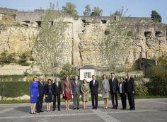 Meeting of German-Speaking heads of States, Luxembourg
