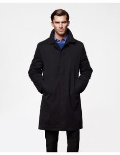 $105 Durham Long Raincoat with Removable Liner