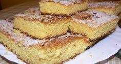 Kukorica málé | APRÓSÉF.HU - receptek képekkel Hungarian Recipes, Health Eating, Paleo Dessert, Healthy Sweets, Sweet Cakes, Potato Recipes, Cornbread, Vanilla Cake, Banana Bread