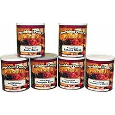 favorite preparedness item from Emergency Essentials Freeze-Dried Fruit Favorites Combo