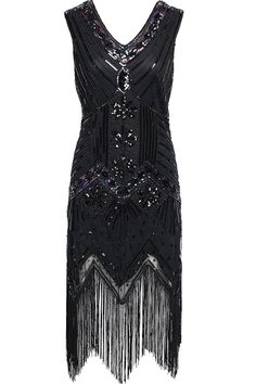 Women's Short Dress Gatsby Cocktail Formal