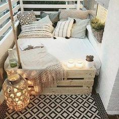 very cozy corner