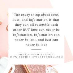 16 Best Infatuation vs Love images | Infatuation quotes, Infatuation