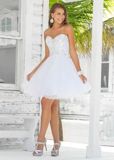 cocktail dresses prom dresses for teens short quinceanera dresses 2014 a-line sweetheart tulle homecoming dress with beads and seuqins