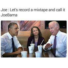 Hosted by @djheadbussa813 #JoeBama #Mixtape #election2016