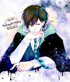 Student Tom Riddle #1