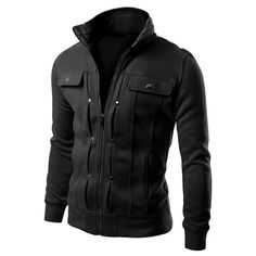 SPECIAL AGENT JACKET - Cutting Edge Fashion