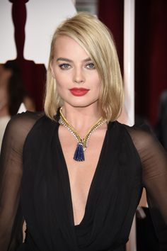 The 10 Best Beauty Looks At The 2015 Oscars | The Zoe Report