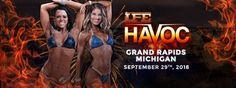 UFE Havoc - Grand Rapids Michigan - Sept 29, 2018 #UFE, #fitness, #bodybuilding, #grandrapids