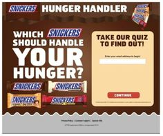 SNICKERS® buy one ge