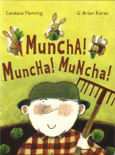 Beth's Music Notes: Muncha, Muncha, Muncha - 2nd grade rhythm activities with images for ppt. - love this!