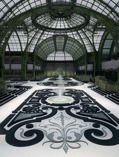 chanel grand palais paris