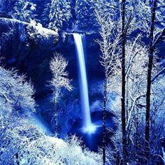 Frosty Falls - Express