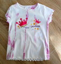 Mädchen T-Shirt Onesies, Kids, Clothes, Fashion, Cool Girl, Waves, Hemline, Cotton, Young Children