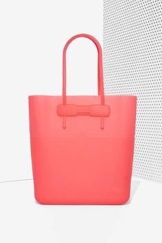Becca Silcone Tote Bag