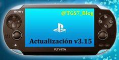 Actualización 3.15 PS Vita