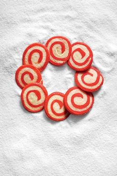 Mixing the dough for these cookies is quite straightforward; it's the layering and rolling that can get tricky. Since the rolling takes a little coordination, we recommend baking these Peppermint Pinwheels with your tweens or teens. #bakingwithkids #holidayideas #cookierecipes #christmascookies #fun #easy #southernliving